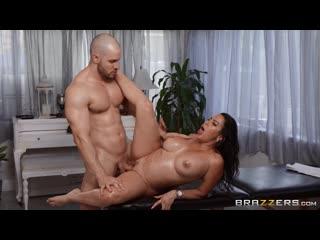 Julianna Vega - Massaging My Friends Mom - Porno, All Sex MILF Big Tits Ass Busty Oil Doggystyle Cowgirl, Porn, Порно