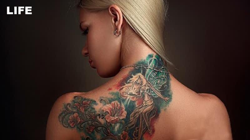 Самые стильные тату
