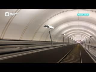 Москва в первый день режима самоизоляции
