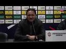 Дмитрий Аленичев: «Поблагодарил ребят за предельную самоотдачу»