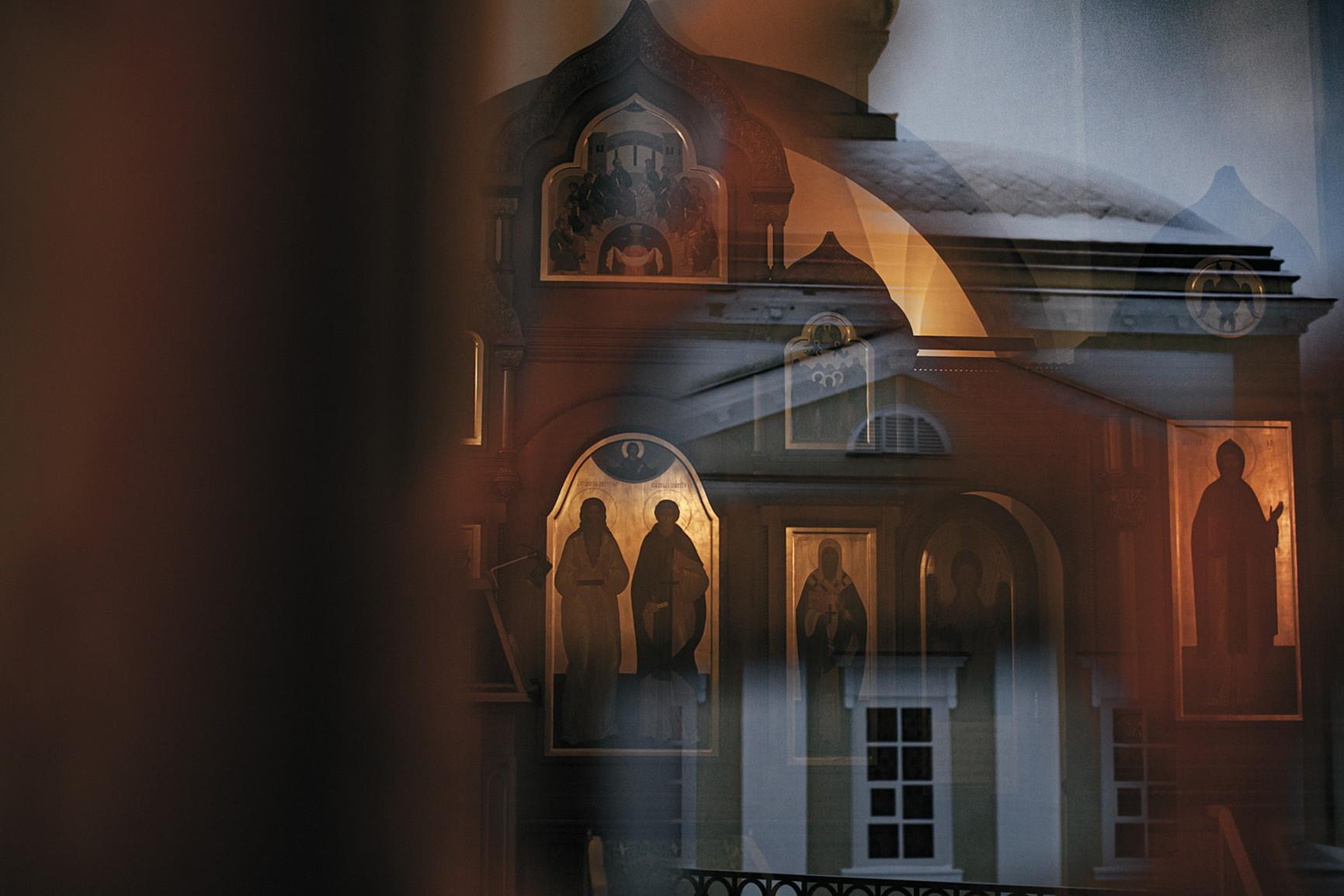 Варницкая обитель за праздничными богослужениями почтила память родителей игумена земли Русской – преподобных Кирилла и Марии, изображение №2