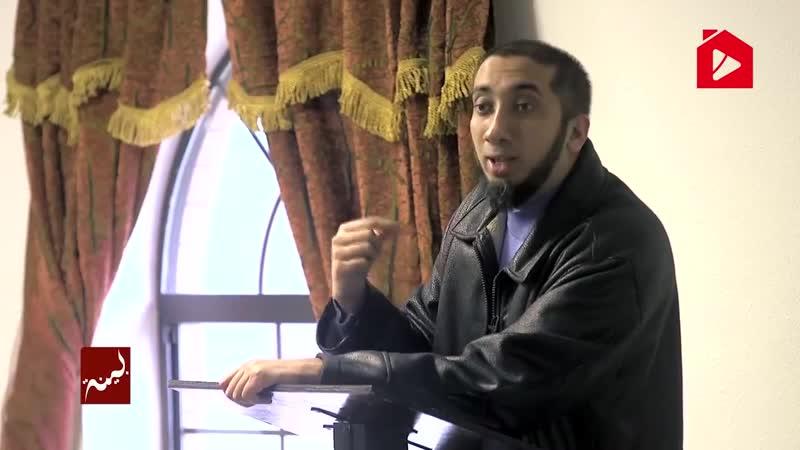 Обрести и сохранить иман веру Нуман Али Хан mp4