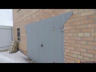 Обзор на двухэтажный гараж с погребом. Проект и особенности строительства