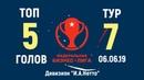 06.06.2019 г. - ФБЛ 2019 весна-лето ТОП-5 голов 7 тура в Дивизионе И.А.Нетто