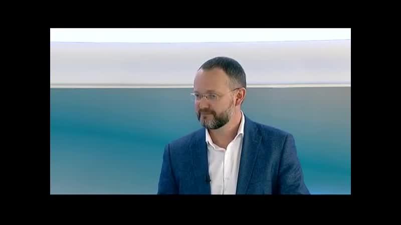 Антон Слободчиков в эфире тк Катунь 24