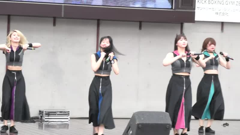 ZOMBIE POWDER - Live at The 2nd Utsunomiya Thai Festival Utsunomiya Gyu Agricultural Festival mini (2019.06.22)