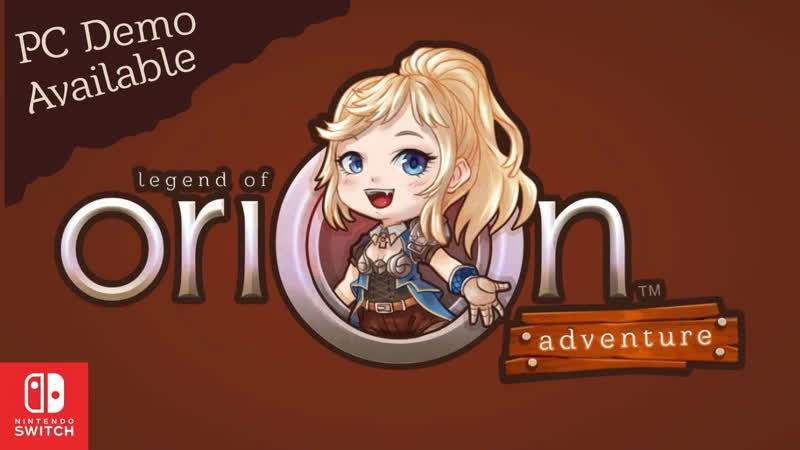 Legend Of Orion: Adventure - Трейлер (Nintendo Switch)