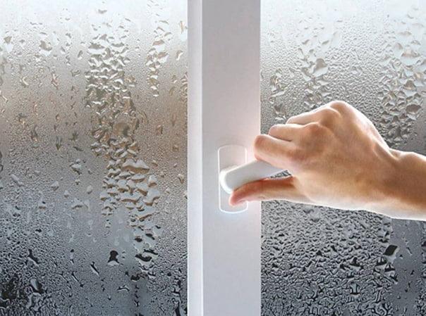 Что делать если пластиковые окна «плачут»