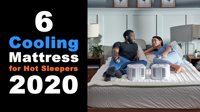 6 Best Cooling Mattress for Hot Sleepers the Pod chiliPAD BedJet 3 Perfect Sleep Pad OOLER