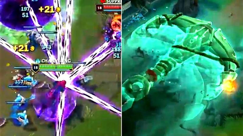 When Riot Developers BREAK League of Legends!