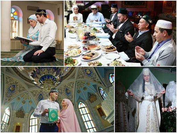 ТАТАРСКАЯ СВАДЬБА Помню молодым был и попал неожиданно на татарскую свадьбу. Начало 90х. Денег у меня тогда было только на прожить. И лишних финансов на подарок молодым мне сложно было найти.