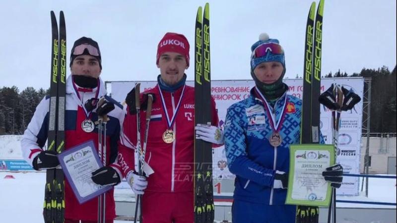 Владислав Вечканов и Даниил Зимин успешно прошли отбор на первенство мира по лыжным гонкам