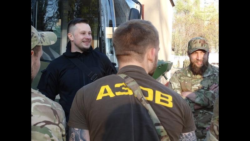Война из-за трусости. Украина в плену «трех уголовников»