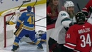 Игроки НХЛ сошли с ума Задорова не наказали Торнтон бьёт Мразека