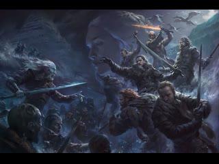 Игра престолов  официальныи анонс
