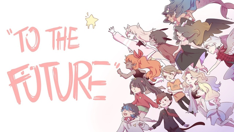 To the future | speedpaint