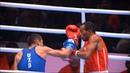Finals 57kg ALVAREZ ESTRADA Lazaro CUB vs MIRZAKHALILOV Mirazizbek UZB World Ekaterinburg 2019