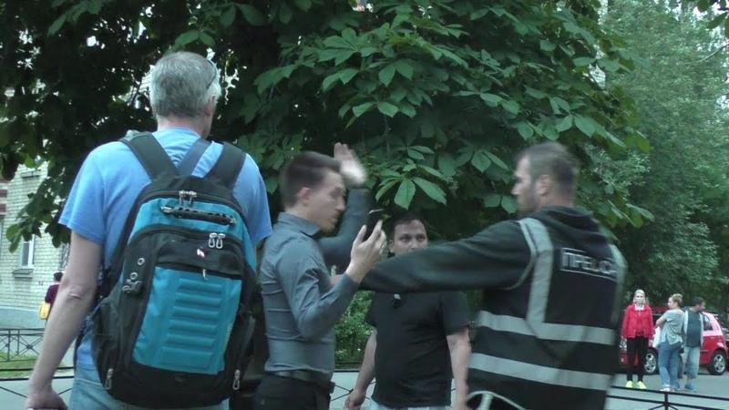 Кавказцы, мажоры, АУЕ-шники, обещали ушатать, но трусливо сбежали. Часть 1. Санкт-Петербург.