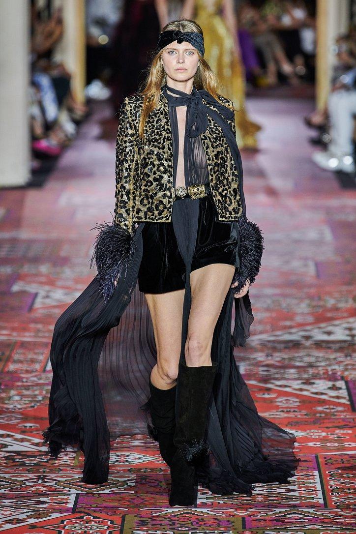 Кутюрная коллекция Zuhair Murad осень-зима 2019-2020: вечерние платья на любой вкус