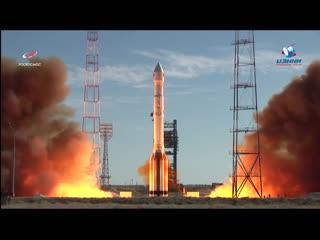 Запуск обсерватории Спектр-РГ 13 июля