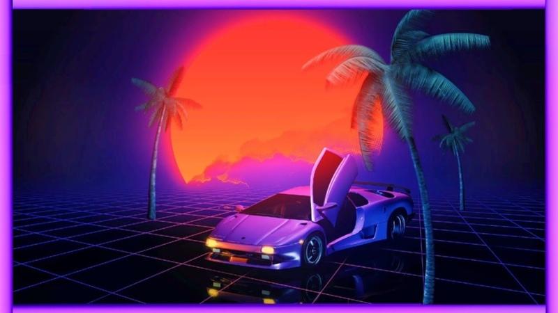 ~ N I G H T D R I V E - 2 ~ A Synthwave Mix [Chillwave - Retrowave]