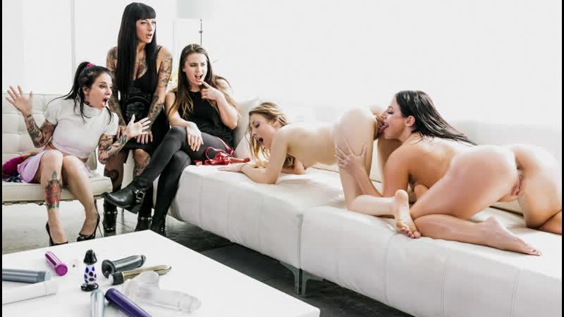 Ass Licking Lesbian Massage