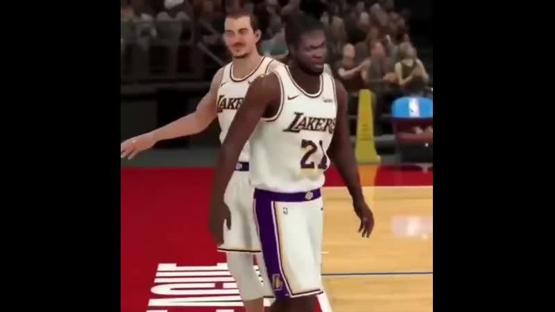 РАСИЗМ В NBA 2K20