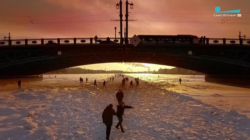 Мечты о петербургской зиме
