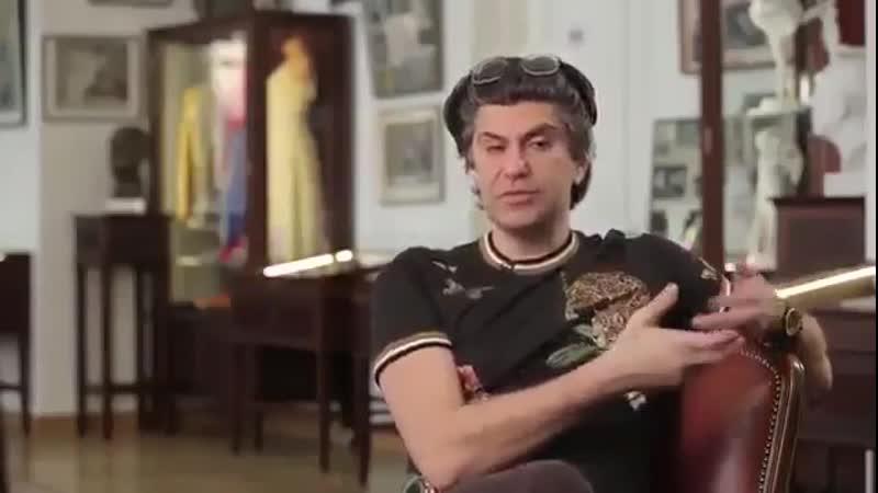 Цискаридзе о современном искусстве. Браво httpst.c.mp4