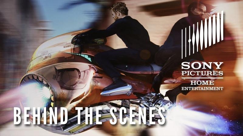 Men in Black: International - Behind the Scenes Clip - Look Right Here: Hover Bike