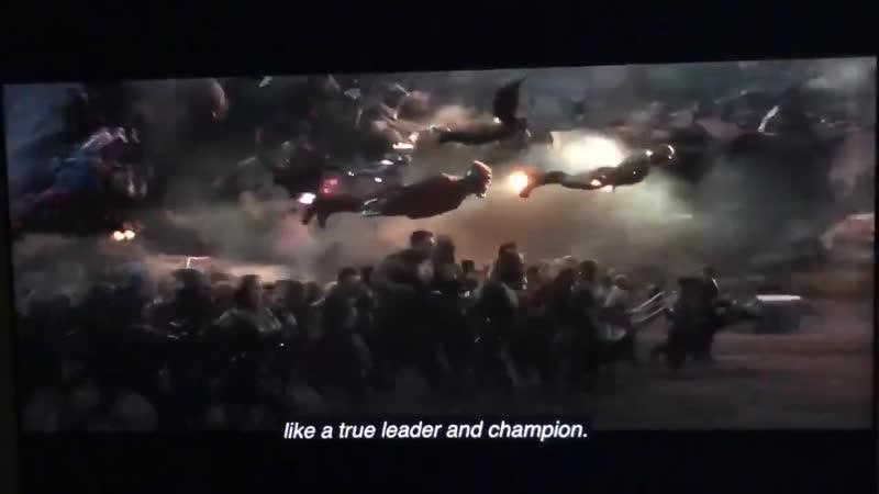 2019 › дополнительные материалы к фильму Мстители Финал