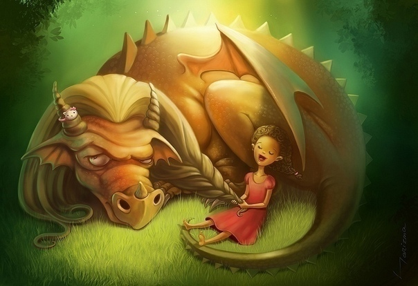 Как завести дракона.14 история (Предыдущая: ночи Король проснулся оттого, что захотел пить. Можно было глотнуть воды из графина, что стоял на прикроватной тумбочке, но вдруг ему вздумалось ещё и