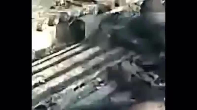Грузинская армия уничтожила российских солдат