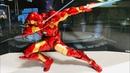 Amazing Yamaguchi No.13 Bleeding Edge Armor Iron Man Revoltech アメイジングヤマグチ アイアンマン