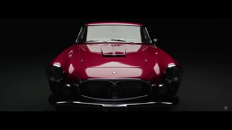 Maserati. Tales of GranTurismo. Music Version by Igor Sychev.