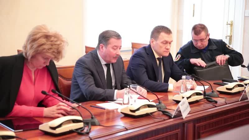 Губернатор Петербурга Александр Беглов заявил, что в магазинах города нет дефицита продуктов