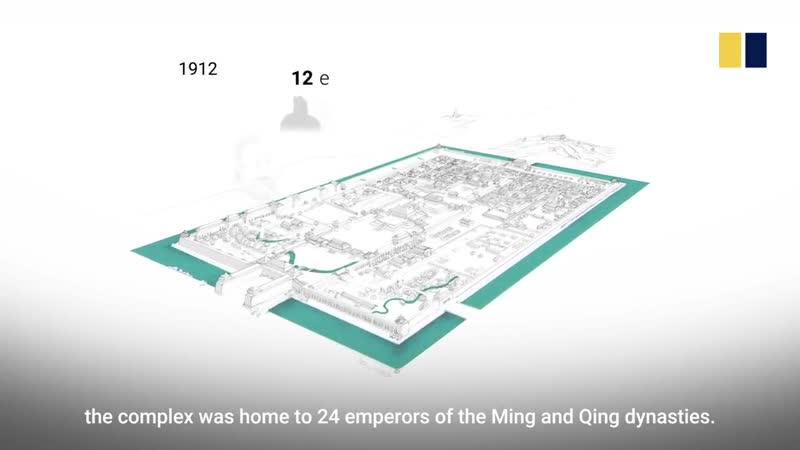 How China's Forbidden City has survived centuries of conflict and disasters