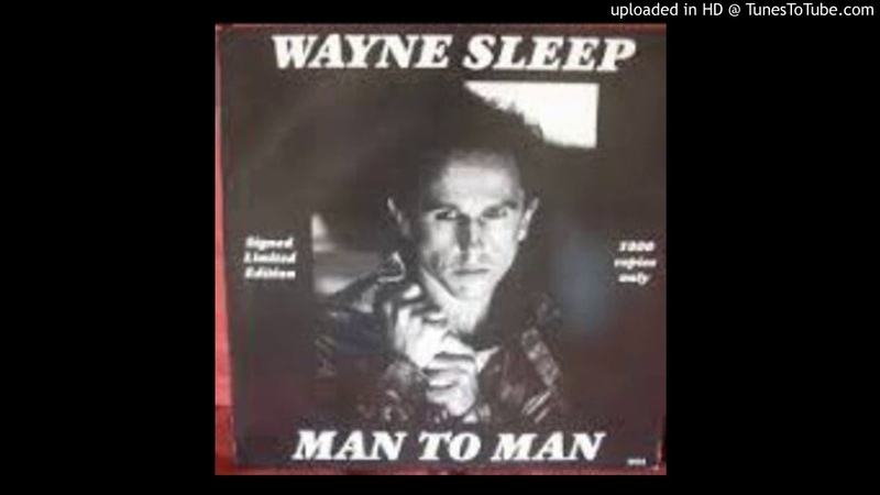 Wayne Sleep - Fugitive (UK, 1982)