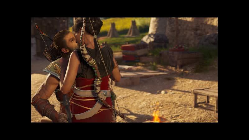 Assassins Creed Odyssey Гордая Одесса ч 3