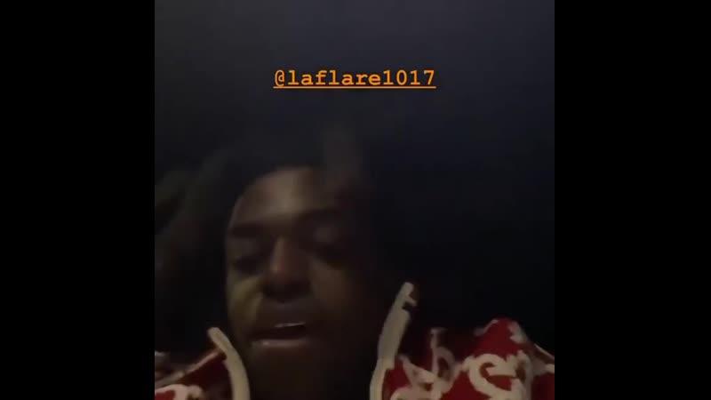 Gucci Mane интересуется у Kodak Black настоящий он или клонированный