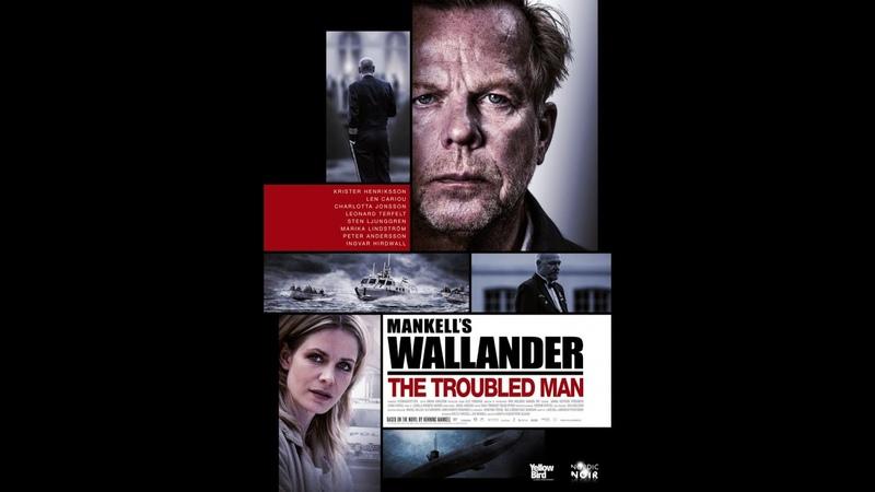 Валландер 1 2 серии детектив триллер криминал 2005 Швеция Дания Германия