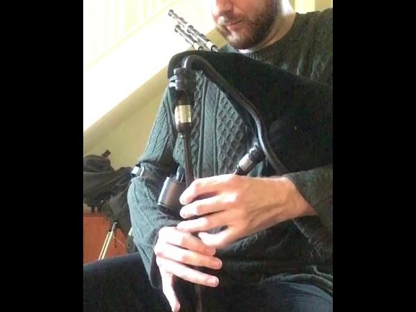 The Kesh Jig Scottish Smallpipes