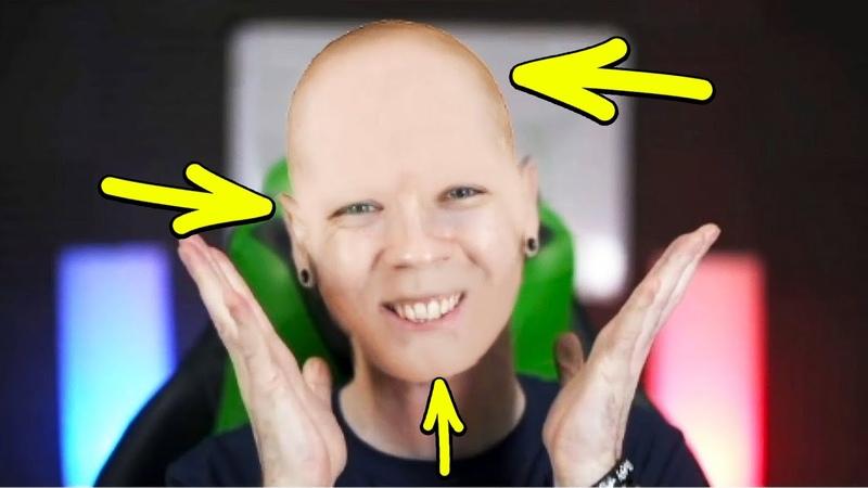 Jacksepticeye No Hair Ending