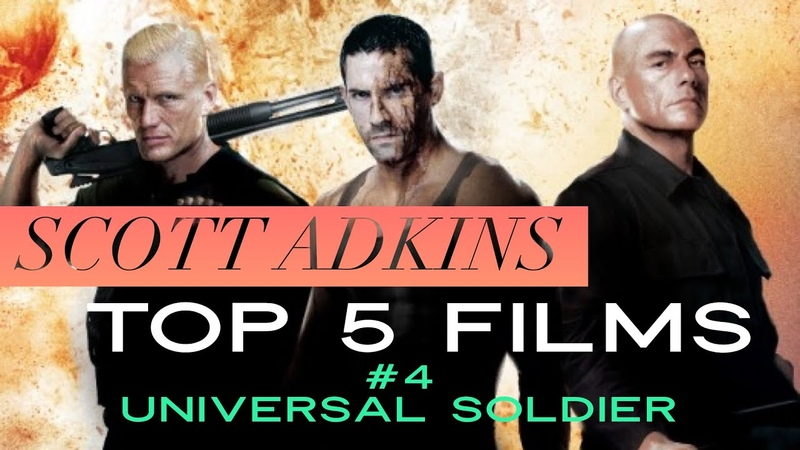 Scott Adkins Top 5 Movies 4 Universal Soldier: Day of Reckoning