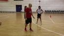 Баскетбол. Учебный фильм №1 про защиту.