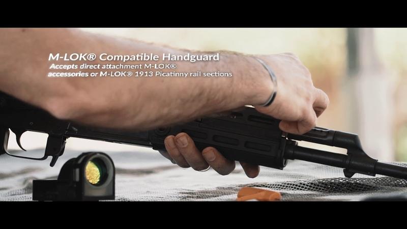 Fab Defense Vanguard AK M Lock compatible AK AKM Handguard