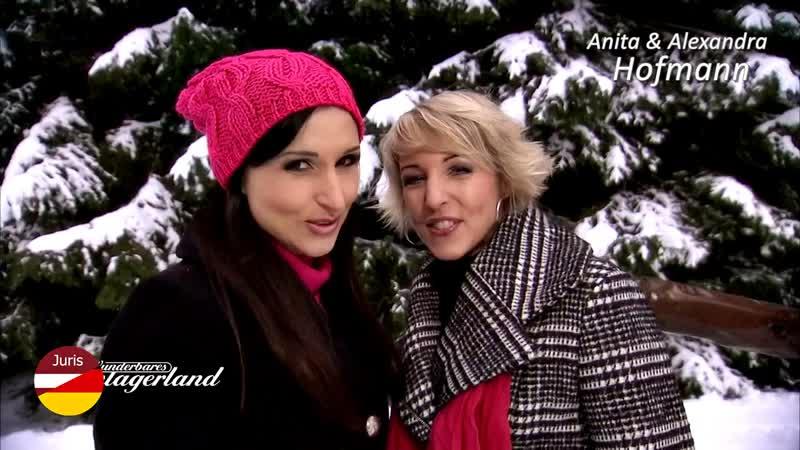 Anita Alexandra Hofmann Kuschelzeit Wunderbares Schlagerland Winterzauber