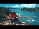 Koh Samui thailand unplugged aerials