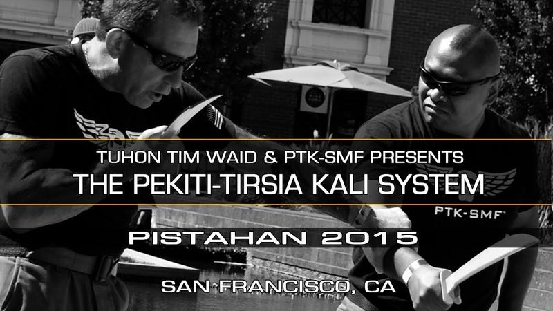 Pekiti Tirsia Kali PTK SMF PTK SMF Demo @ Pistahan San Francisco 2015