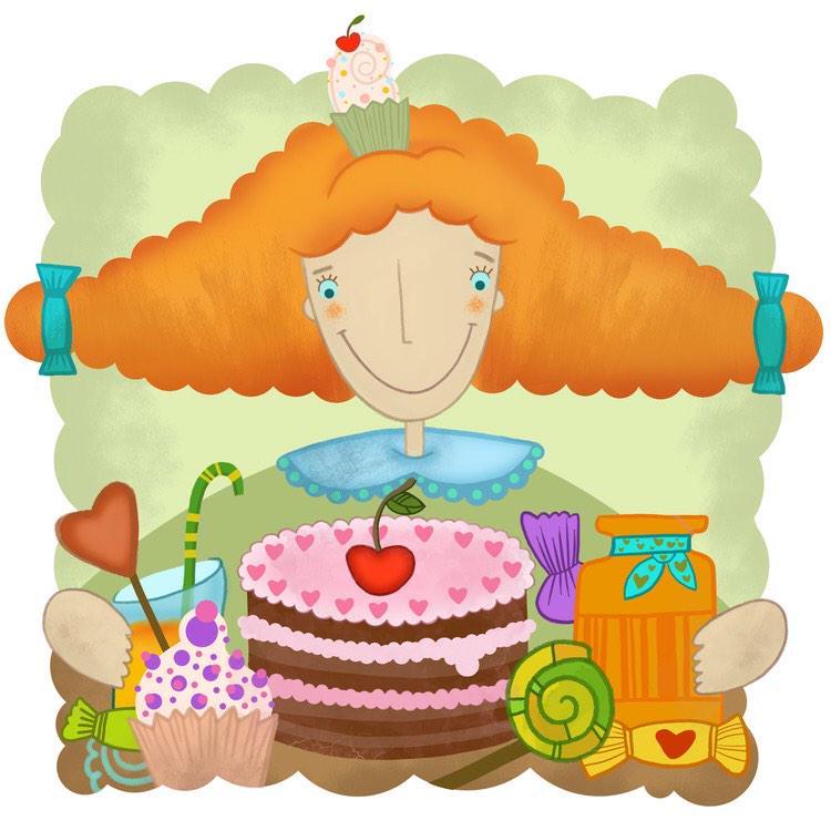 Областная библиотека для детей и юношества имени А.С. Пушкина приглашает детей и подростков поучаствовать в онлайн-фестивале «Литературные сладкоежки»